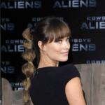 """Olivia Wilde prikazala svoje mačje oči na Berlinskoj premijeri """"Kauboja i vanzemaljaca"""""""