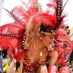 Rihanna glavna zvezda parade na rodnom Barbadosu