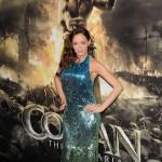 """Rose McGowan šljašti na premijeru """"Conana"""""""