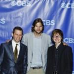 """Ashton Kutcher dobio ovacije na snimanju prve epizode """"Dva i po muškarca"""""""