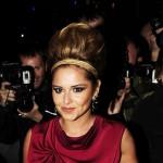 Cheryl Cole zasenila sve prisutne divovskom punđom