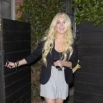 Nakon posete frizeru, Lindsay Lohan nabacila osmeh