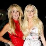 Lindsay Lohan povela mamu u noćni izlazak