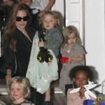 Angelina Jolie vodi svoju decu na igranje kod Gwen Stefani