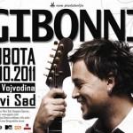 Stefanovski, Urban i Maya gosti na Gibonnijevom koncertu u Novom Sadu!