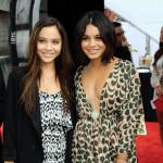 Vanessa Hudgens povela sestru na premijeru
