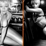 Polugola Rihanna u kampanji za Armani