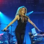 Avril Lavigne jako povređena vestima o njenoj trudnoći