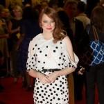 Emma Stone: tačkice su u modi