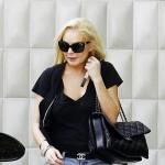 """Lindsay Lohan: """"Neće više od mene praviti primer"""""""