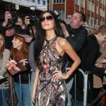 Šarena haljina za promociju novog singla Nicole Scherzinger