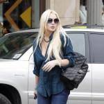 Lindsay Lohan morala da reprizira poziranje za Plejboj
