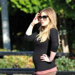 Buduća mama Hilary Duff ne odriče se uske odeće