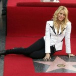 Shakira dobila svoju zvezdu na Stazi slavnih
