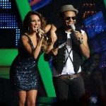 Dulce María nastupila na Telehit Awards 2011 (video)