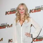 Candice Accola na novogodišnjoj žurci Kiss FM-a