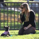Hilary Duff dovela kući svoju ljubimicu iz bolnice za životinje