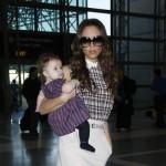 Beba kao modni detalj za Victoriu Beckham