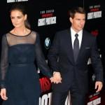 Blistav holivudski par: Katie Holmes i Tom Cruise na premijeri Mission: Impossible 4
