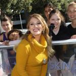 Hilary Duff i njena nerođena beba vam čestitaju novogodišnje praznike