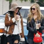 BFF: Vanessa Hudgens i Ashley Tisdale u zajedničkom šopingu