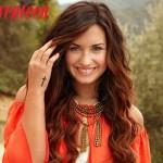 Demi Lovato sija u editorijalu za novi Seventeen