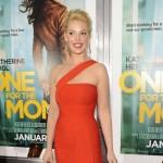 Katherine Heigl u sjajnoj crvenoj haljini