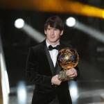 Messi je (ponovo) najbolji fudbaler sveta!