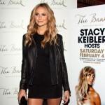 Stacy Kiebler: kratka crna haljina uvek je pravi izbor
