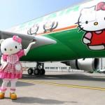 Preslatko! Da li bi ste leteli s Hello Kitty?