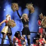 Kraljica Madonna oduševila na Superboulu