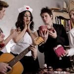 Maid cafe & Host Noir žurka 2. mart