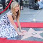 Jennifer Aniston dobila svoju zvezdu na Stazi slavnih u Holivudu