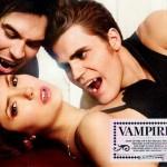 """Zvezde """"Vampirskih dnevnika"""" u vrućim zagrljajima"""
