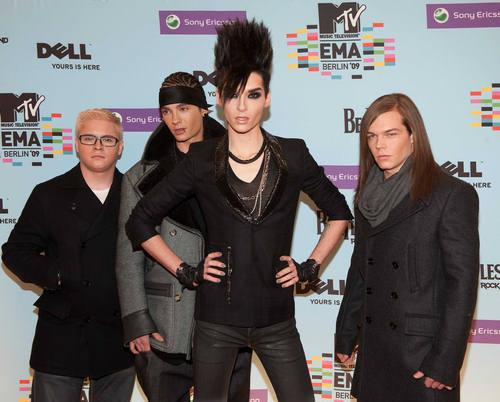 Tokio Hotel Tokio Hotel 01 están finalizando el trabajo en un nuevo álbum?