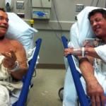 """Schwarzenegger i Stallone zajedno na """"remontu"""" u bolnici"""
