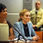 Konačno sloboda: suze radosnice na licu Lindsay Lohan