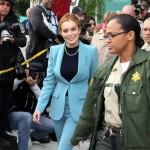 """Lindsay Lohan: """"Pao mi je kamen sa srca"""""""