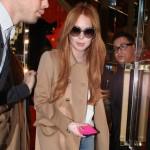 Kao u najboljim danima: Lindsay Lohan ponovo je crvenokosa