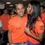 Pomirili se: Uskoro venčanje Lewisa Hamiltona i Nicole Scherzinger?
