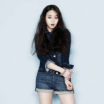 Loša devojka: Sohee iz Wonder Girls u editorijalu za Vogue