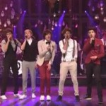 One Direction – One Thing (live at SNL)
