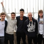 """The Wanted"" izbacio spot za pesmu ""Chasing the Sun"""