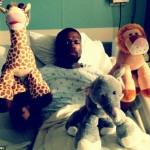 Neuništiv: 50 Cent se oporavlja u bolnici