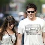 Kao Rachel i Finn: Lea Michele i Cory Monteith uživaju u ljubavi