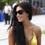 Prelepa senjorita: Nicole Scherzinger uživa u suncu Španije