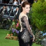 """Dame u crnom: Charlize Theron i Kristen Stewart na premijeri """"Snežane i Lovca"""""""
