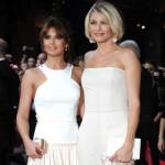 Cheryl Cole i Cameron Diaz sijaju u belom