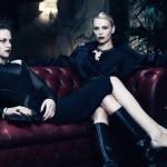 Mračne devojke: Charlize Theron i Kristen Stewart u zajedničkom intervjuu