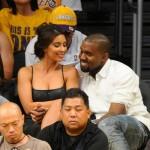 Kim i Kanye doneli sreću Lejkersima